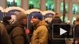 Новый год в Петербурге: мигрантов не пустили на Дворцову...