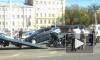 В Петербурге начали эвакуировать авто с мест для инвалидов. Водителей призывают парковаться внимательнее