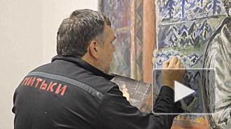 Питерские художники продолжают делать Ивану Грозному нового сына