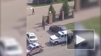 Глава МВД Татарстана: у стрелка в гимназии в Казани не было напарника
