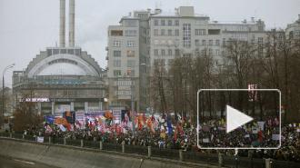 Окончательно согласован митинг на Болотной площади 6 мая