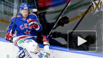 СКА - Металлург: Быков считает, что выиграть армейцам помешала нервозность