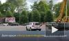 Видео: Выборжане прокатились по Красной площади