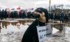 Видео: митинг в защиту Исаакия собрал 3000 человек и собаку