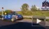 Под Красноярском в аварии собралось 6 автомобилей и рейсовый автобус