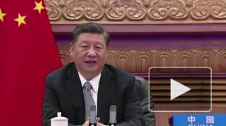 Си Цзиньпин заявил, что развитые страны должны усилить меры по борьбе с изменением климата
