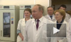 Путин наблюдал за сосудистой операцией в медицинском центре