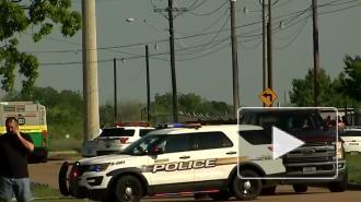 При стрельбе в Техасе погиб один человек
