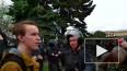 СМИ: МВД подтвердили распыления газа в отделении с задер...