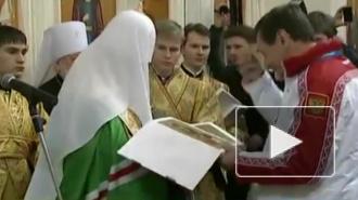 У православных олимпийских сборных появились свои иконы
