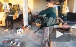 Протурецкие боевики заявили о бое с российским спецназом в Идлибе