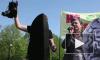 «Не служить – не стыдно!» Митинг против системы призыва на Пионерской площади