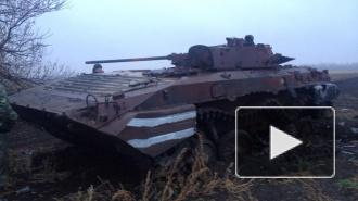 Новости Новороссии: в донецком аэропорту подбито два украинских БТР – местные СМИ