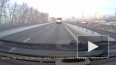 Очевидец снял момент ужасной аварии на трассе Красноярск ...