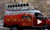 Олимпийский огонь в Новосибирске спасли курившие школьники