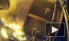 Драматичное видео из США: Пожарные ловили детей выброшенных из горящего дома