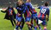 ЦСКА в матче 1\8 финала Лиги Чемпионов с мадридским «Реалом» вырвал ничью