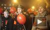 Коммунисты отпраздновали 7 ноября несогласованной протестной акцией