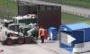 На Парнасе разделенный по контейнерам мусор сбрасывают в один грузовик