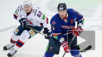 Ковальчук не выручил СКА в матче с Торпедо