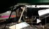 В сети появляются видео из Нью-Джерси, где поезд протаранил здание вокзала