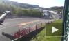 Российский гонщик сделал сальто на скорости 300 км в час