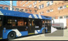 Видео: в Петербург прибыла новая поставка троллейбусов