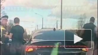 В Петербурге задержали распространителя наркотиков: видео