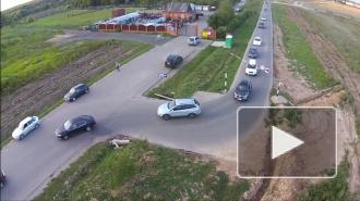 """Громилы из Бутово отобрали у """"бомбилы"""" из Узбекистана Chevrolet"""