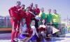В Петербурге прошел заключительный матч проекта «Футбол в четырёх стихиях»