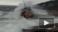 МЧС: на Ладогу и Финский залив идет шторм