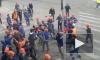 """Драка """"Москва-Сити"""": десятки разъяренных мигрантов устроили жестокую разборку, избивая друг друга молотками"""