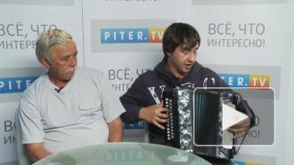 Растеряев и Слышкин спели в прямом эфире Piter.TV свой хит