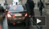 Лица трех петербургских мошенников и оба их автомобиля попали на видео
