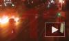 Опубликовано видео из Москвы с моментом ДТП, в котором погиб сын известного бизнесмена