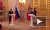 Исинбаева застенчиво прокомментировала слезы на встрече с Путиным