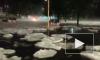 Видео из затопленного Рима: На столицу Италии обрушился ливень с градом