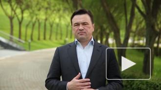 Воробьев рассказал, когда откроют кафе и ТЦ в Подмосковье