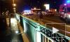 Трюк не удался: итальянец на авто попытался перелететь Сампсониевский мост