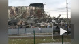 На обломках СКК снова начались демонтажные работы