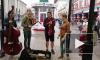 Россиян покорило видео, где уличные музыканты поют про любовь к Путину
