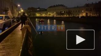 Видео: Со дна Мойки водолазы поднимают останки жертвы преподавателя СПбГУ Соколова