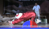 Борьба по якутски. Мамонтёнок набирает очки, чтобы стать символом олимпиады
