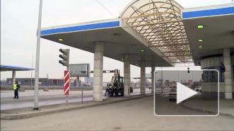 """В Петербурге в столкновении с """"Фордом"""" пострадали 7 пассажиров маршрутного автобуса"""