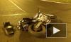 Жуткие кадры: На Ленинском водитель легковушки сбил мотоциклиста и скрылся после ДТП
