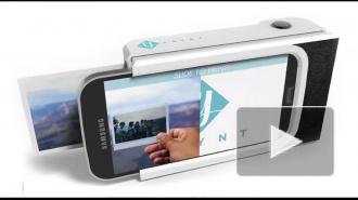 Принтер для смартфона и электронный диетолог