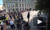 Социологи предупредили о возможности массовых протестов в России