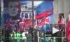 «Наши» и «Сталь» громко барабанят в центре Москвы назло оппозиции