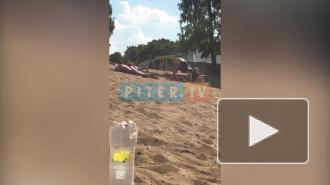 Видео: на Суздальских озерах утонул 30-летний петербуржец