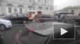 Водителя BMW задержали после ДТП на Невском проспекте